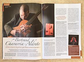Guitare Classique Chavarría-Aldrete