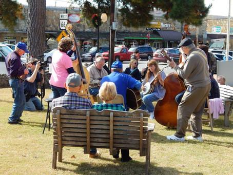 Mountain View, Arkansas: Folk Music Capital of the World