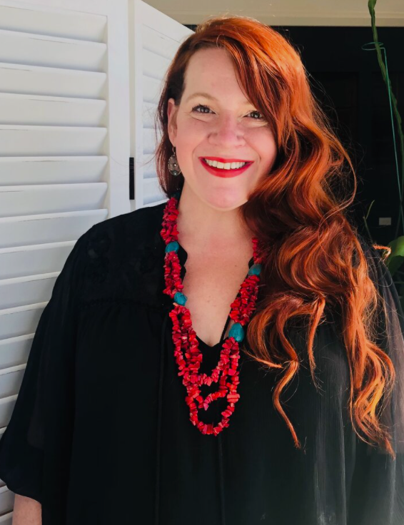 Rachel Reynolds is the executive director of the Arkansas Craft School in Mountain View, Arkansas.
