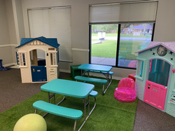 Group play area