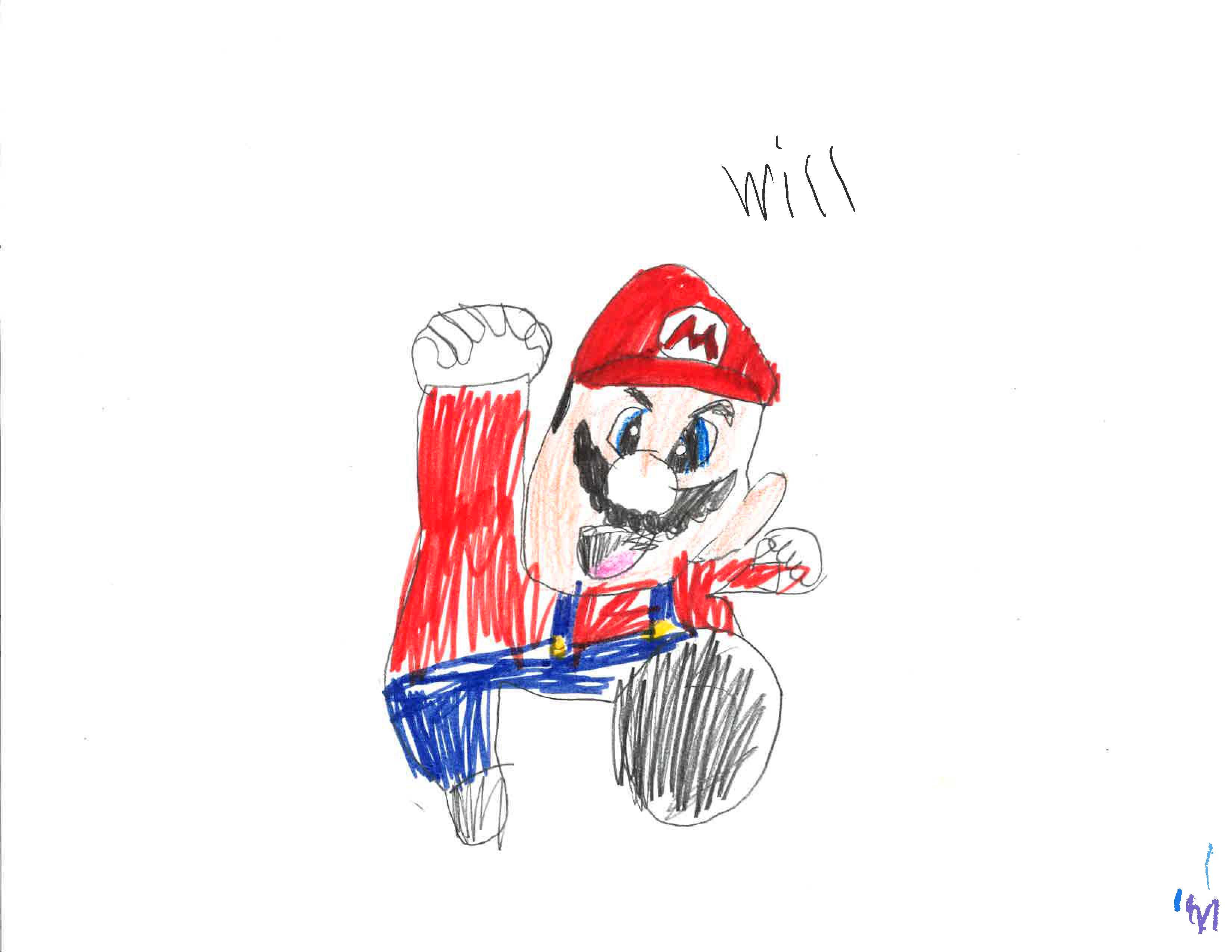 will mario