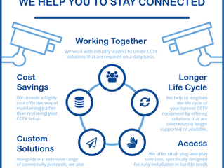 5 Great Ways to Stay Connected