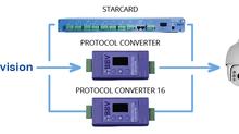 Hikvision Protocol Conversion