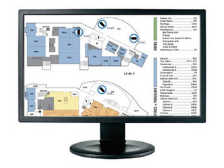 Map Software for FBM