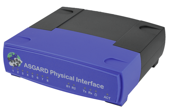 Physical Interface 8x2xS