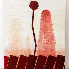The Denia series Sunset II oil on canvas