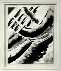 001. DSC08110-001 African Oriental framed