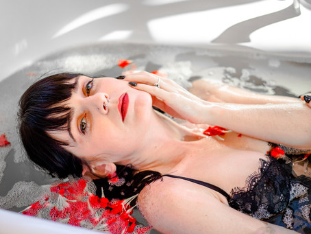 Thinking about booking a boudoir session?