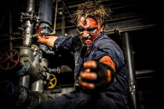 13 Stories Zombie Kill March 12th, 2016