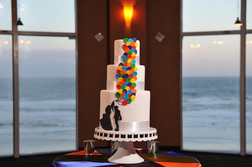 Ocean Walk Shoppes & Delectable Delights Cake