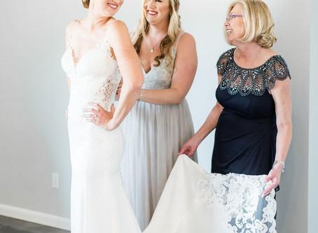 Last Minute Wedding Dress Shopping Tips