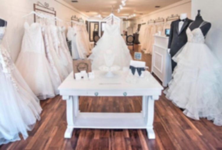 Daytona Beach Wedding Dress