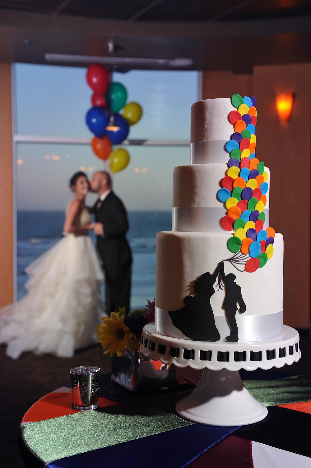 Ocean Walk Shoppes & Delectable Delights Cake & Lola Grace Bridal's Wtoo Kennedy