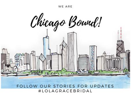We are Chicago Bound!