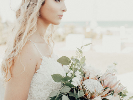 The Salty Mermaid Beach Wedding