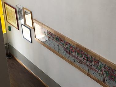 Blick von der oberen Galerie