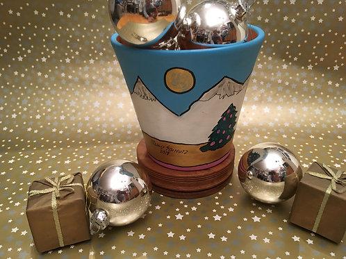 """Weihnachten """"White Christmas"""""""