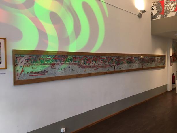 Unser Basel bespielt mit Light&Sound