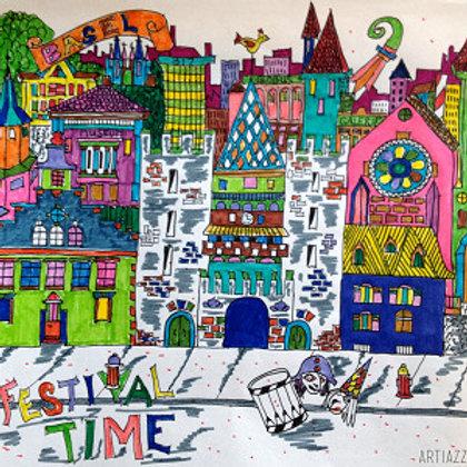 Basler Fasnacht (Festival Time)