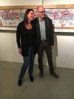mit Nicole (NiNi) Schraner