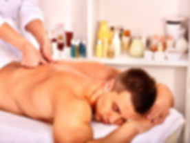 relaxing massage in Parker Colorado
