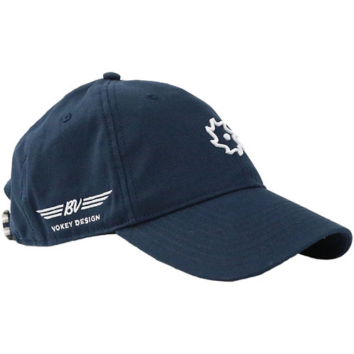 Vokey Design SAW & BV Wing Logo Limited Cap (Navy) フリーサイズ