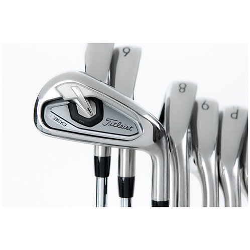 Titleist T300 IRON (5-PW・48) 7本Set MODUS3  Tour105