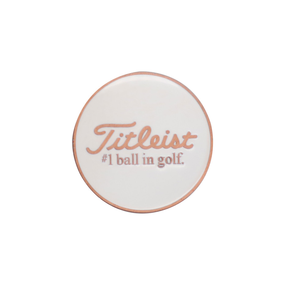 Titleist-Flag-Metal-Ball-Marker-(Large)-