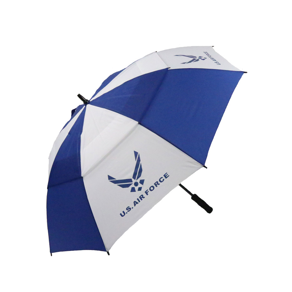 U.S. Air Force Double Canopy Umbrella-1.