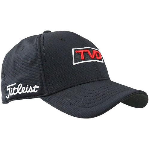 Vokey Design TVD & BV Wing Logo Limited Cap (Black/Red)