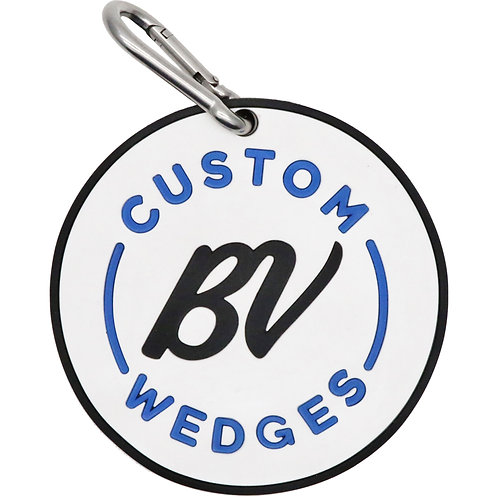 "旧 Vokey Design Rubber Chipping Disc ""CUSTOM BV WEDGES"" (Blue)"