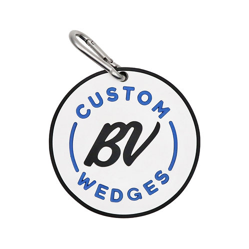 "Vokey Design Rubber Chipping Disc""CUSTOM BV WEDGES"" (Blue)"