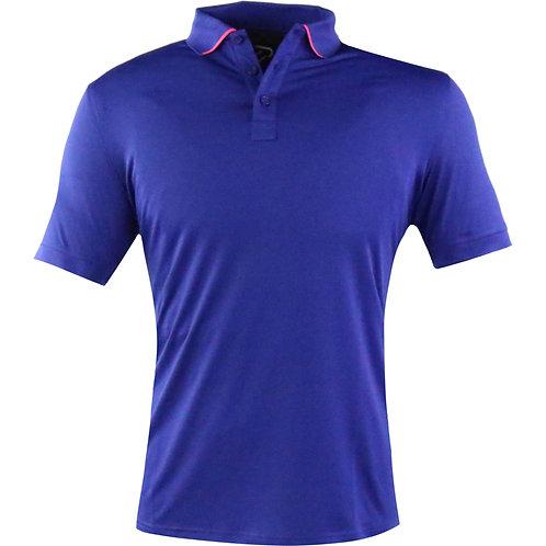 IJP European Short Collar Polo (Royal Blue)
