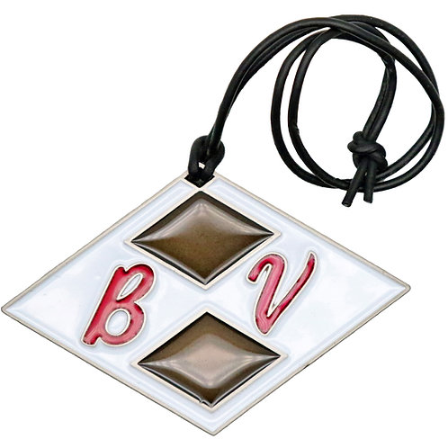 "Vokey Design Metal Bag Tag ""Diamond BV"""