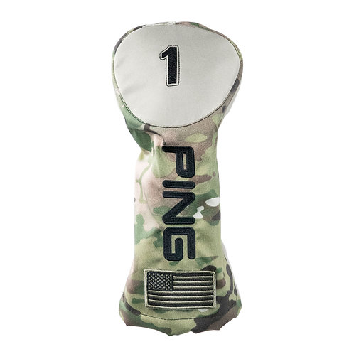 PING  MULTICUM  HEAD  COVER (Driver)
