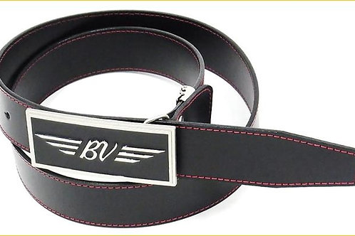 BV Wing & M's Design Tour Quality Leather Belt