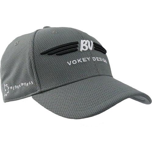 Vokey Design Titleist BV Wing WEDGE WORKS Logo Limited Cap (Gray)