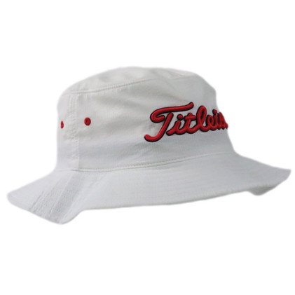 Titleist Bucket Hat (WhiteRed)-1.jpg