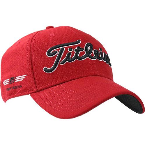 Titleist Vokey Design Wing Logo Limited Cap (Red/Black)