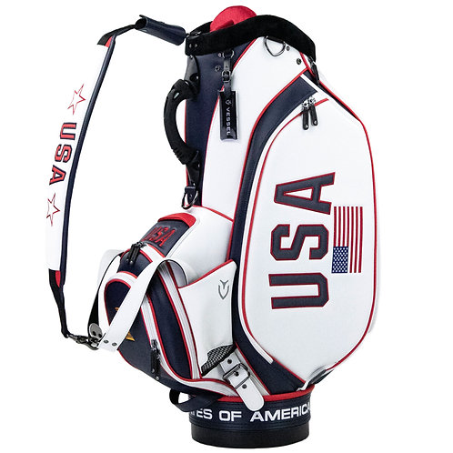 Presidents Cup Official LImited TEAM USA Staff Bag