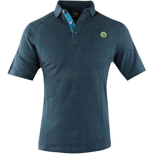 IJP European Short Collar Polo (D. Green)