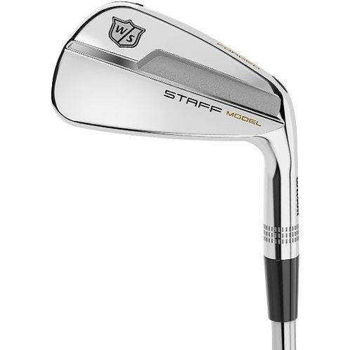 Wilson Staff model Blade Forged Iron (3-P) DMG X100S300R300