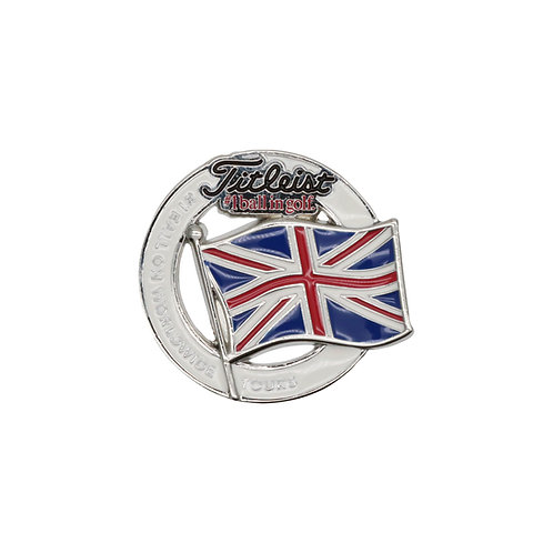 Titleist Flag Ball Marker (UK)