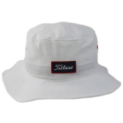 Titleist Bucket Hat (WhiteRed)-4.jpg