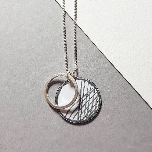 Circle Charm Pendant
