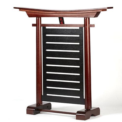 Belt display rack