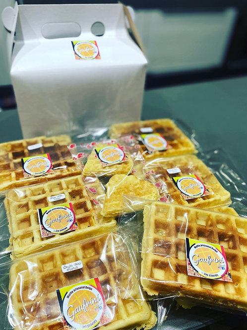 Caja de 7 Waffles mixto