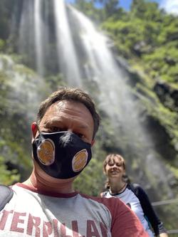 Cascada la Chorrera Colombia