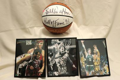 Bill Wanton Signed Memorabilia