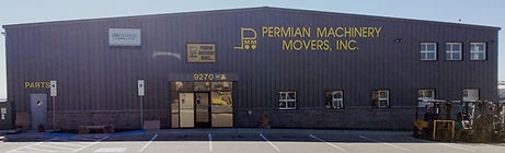 Permian Machinery Movers El Paso